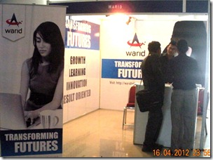 Warid Holds Recruitment Fairs