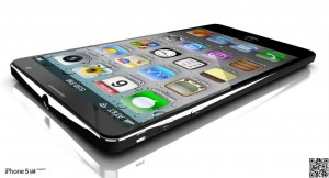 The iPhone 5: A Concept with Technology LiquidMetal