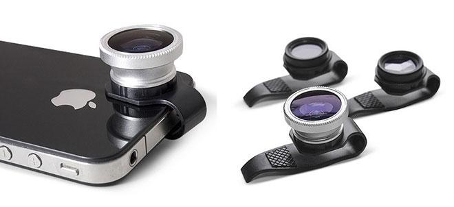 Gizmon Clip-On Lense for iPhone and iPad