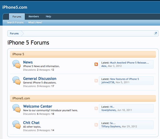 Apple Wants To Own iPhone5.com Domain