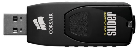Corsair Flash Voyager Slider USB 3.0 Flash Drive
