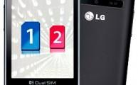 LG Optimus L3 Dual SIM Android Smartphone