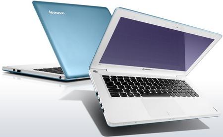 Lenovo IdeaPad U310 and U410 Ultrabooks