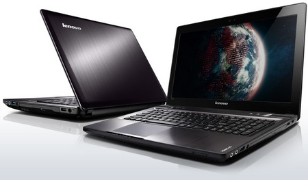 Lenovo IdeaPad Y580 Notebook with Ivy Bridge