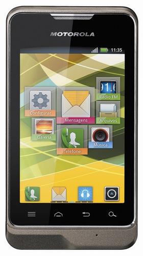 Motorola MOTOSMART Dual-SIM Android Smartphone
