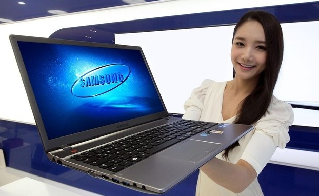 Samsung Unveils Multimedia Laptop Series 5 Boost