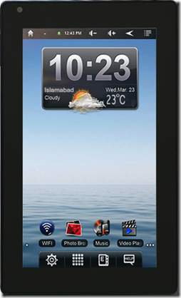 PAC Introduces Takhti 7, An Android Tablet