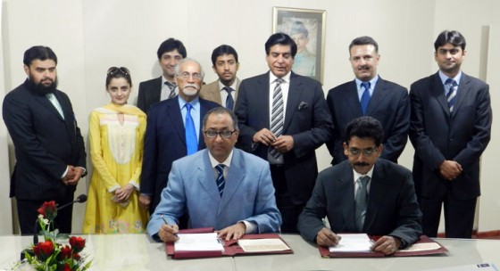 USF Launches Telecom Services Project for Balochistan