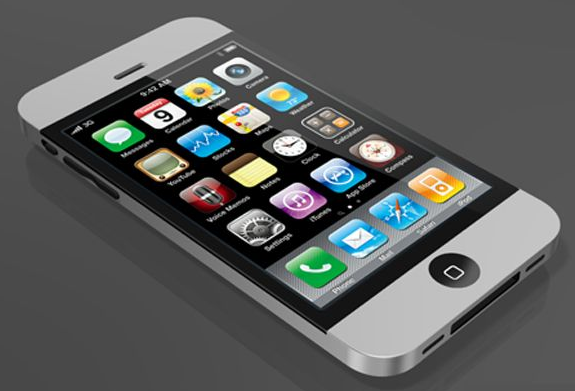 iPhone 5 Will Have Large Display