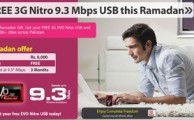 PTCL Brings EVO Nitro Ramazan Offer