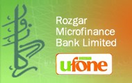 Ufone Buy 100% Shares of Rozgar Microfinance Bank