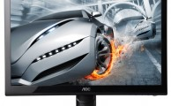 AOC Introduces e2752Vh 27-inch LED-backlit Display