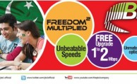 PTCL Upgrades Broadband Student Package from 1MB to 2MB