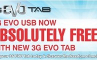 PTCL Offers Free 3G EVO USB with New 3G EVO TAB