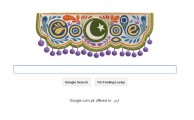 Google's Doodle Changed to Celebrate Pakistan's 65th Independence Day