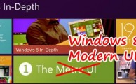 'Windows 8 UI' is 'Metro UI' or it's 'Modern UI'