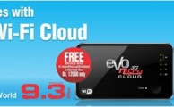 Connect Multiple Devices with 3G EVO WiFi Cloud One the Go