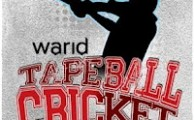Warid to Host Tap ball Cricket Tournament 2012