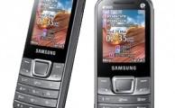 Samsung Introduces Samsung E2252 'Dual SIM Multimedia Communicator'