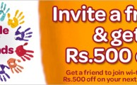 Wi-tribe Introduces 'Circle of Friends', Giving Discount of Rs. 500 on Line Rent