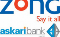 Zong to Start Branchless Banking in Collaboration with Askari Bank