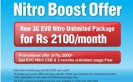 PTCL Brings EVO Nitro Boost Offer