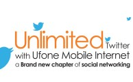 Ufone Brings Unlimited Free Twitter Usage