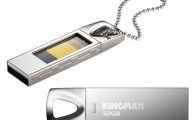 Kingmax Launches UI-05 USB Flash Drive with Glass Ceiling