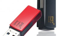 PQI Launches Intelligent Drive U822V Speedy USB 3.0 Flash Drive