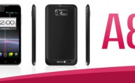 QMobile Introduces another Android Smartphone Noir A8 with Android 4.0 ICS
