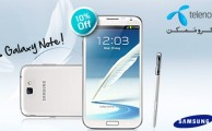 Telenor Offers Samsung Galaxy Note II with 10% Discount