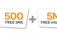 Get Free Minutes, SMS and Internet on Telenor Recharge via Ezetop