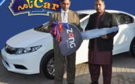Zong Announced Carnama Offer Winners