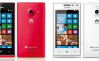 Huawei Announced its First Windows Phone 8 Smartphone Ascend W1