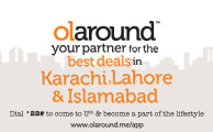 Ufone Offers Discount on Restaurants with olaround App