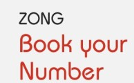 Zong Revamped its Online Number Booking System