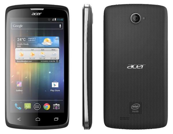 Acer-Liquid-C1-Intel-Atom-powered-Smartphone