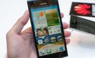 Huawei Announced Ascend P2 at MWC 2013