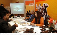 Ufone Conducted Interviews at British Council Employers Job Fair