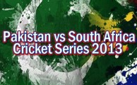 Warid Offers Alerts for Pakistan Vs South Africa Cricket Series 2013