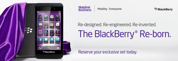 BlackBerry-Z10 by Mobilink