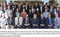 PTCL Organized One Day HR Conference entitled 'HR Conclave 2013'
