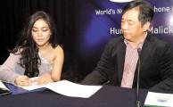 Samsung Contracts with Humaima Malik as Brand Ambassador for Galaxy Series
