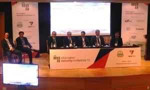 Faisal Sattar, CTO Wateen amongst the panelists on Information Security