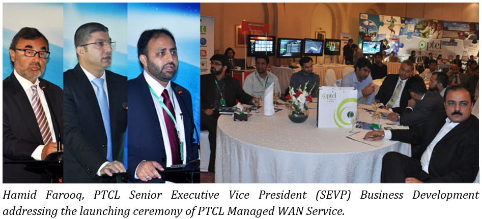 PTCL Managed WAN Services