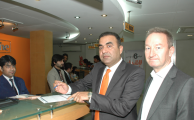 Ufone Branchless Banking: Opens its First Wallet Account