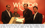 Wi-tribe Awards Winners of Retail Competition