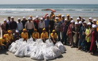 Mobilink Foundation Organizes Beach Cleaning in Karachi