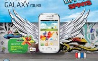 Samsung and Djuice Offers Samsung Galaxy Young with Free Minutes, SMS and Internet