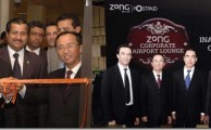Zong Launches Corporate Airport Lounge in Karachi and Lahore